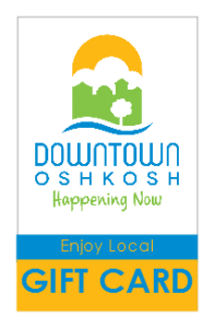 Downtown Gift Card 5 - FRONT